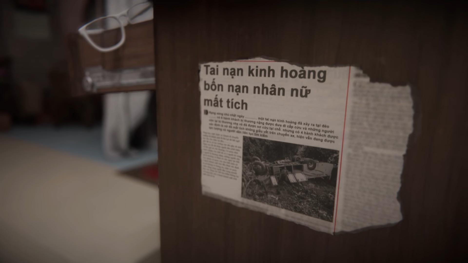 Câu chuyện đầy bí ẩn trong game Tai Ương