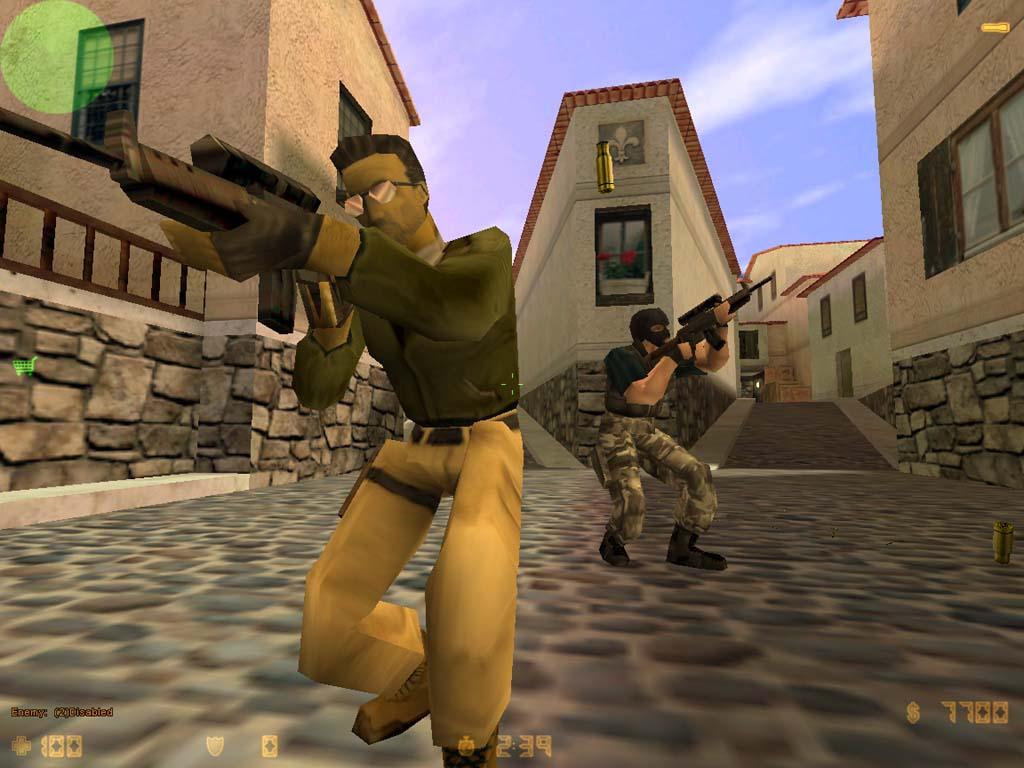 Counter-Strike tron 20 năm tuổi