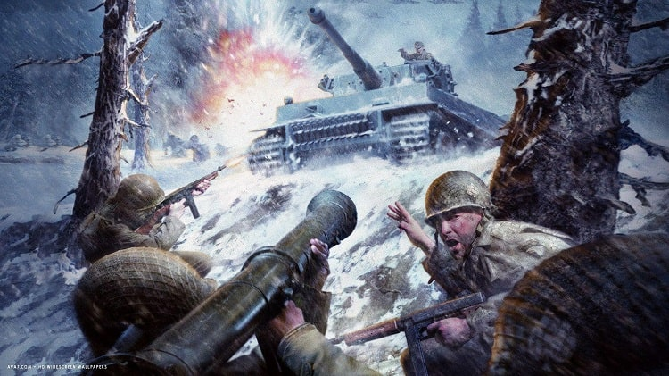 Tượng đài Call of Duty được bắt đầu từ đây