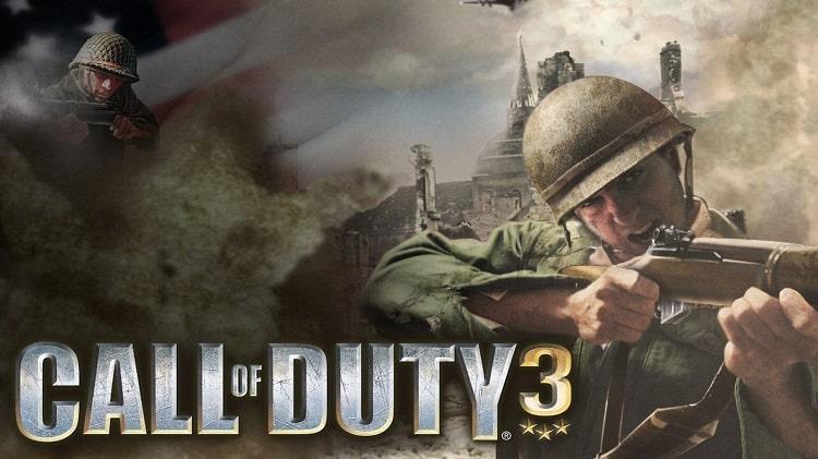 Call Of Duty 3 dù cũ nhưng vẫn rất đáng chơi!!