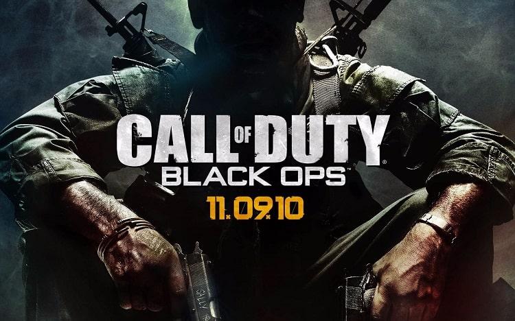 COD Black Ops 2010 có cốt truyện bí ẩn