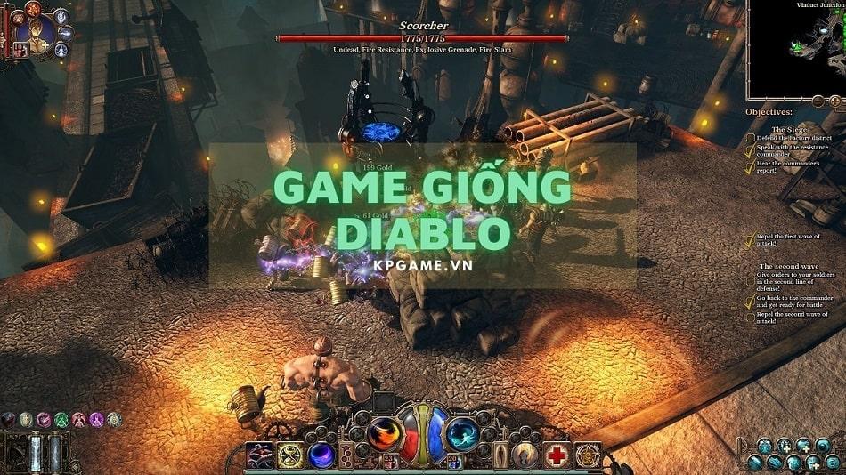 Top 5 Game giống Diablo trên PC